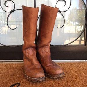 Frye 14L Campus Boots